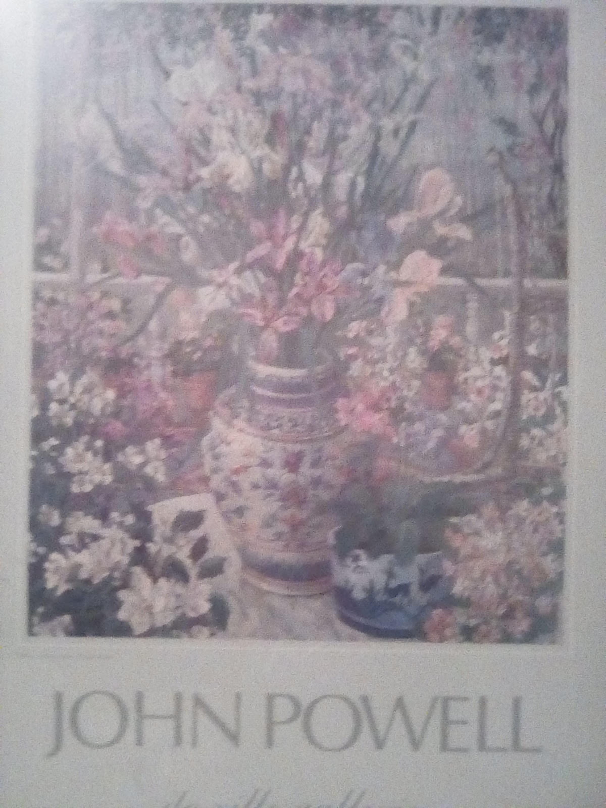 POSTER PRINT by JOHN POWELL titled