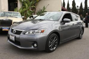 2013 Lexus CT 200h 4dr Car Hybrid
