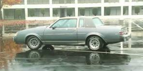 1987 T Type Turbo, Grand National)Buick Regal Limited
