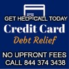 CREDIT CARD DEBT SETTLEMENT/ WITH NO UPFRONT FEES- CALL 844 374 3438